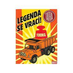 Tatra Dino 148 - oranžová   HEJ.sk