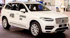 Volvo Faz Carro com Direção Autônoma Em fase de testes, o carro XC90 é a primeira unidade produzida pela Volvo, com a tecnologia da direção autônoma, chamado de Drive Me. Possui a finalidade dos automóveis não necessitarem de motorista até o ano de 2021. #VolvoXC90Autônomo #DireçãoAutônoma #Suécia #testes http://sigasigo.blogspot.com.br/2016/09/volvo-faz-carro-com-direcao-autonoma.html