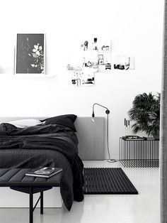 Nice 60 Minimalist Bedroom Ideas Decoration https://roomadness.com/2017/09/10/60-great-minimalist-bedroom-ideas/