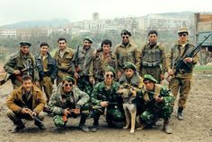 Nagorno-Karabakh War (1988-1994)Armenian Soldiers