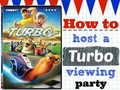 How to host a Turbo viewing party