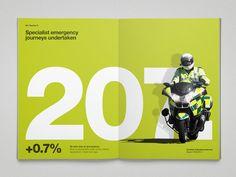 design concept - layout, font and colour