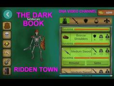 The Dark Book Ingresso a Ridden Town - Nuove missioni - Gameplay