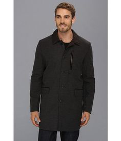 f3d939b7222fe Vince camuto luxe reversible quilted car coat at 6pm.com