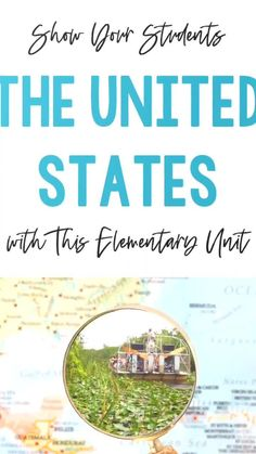 Get all 5 U.S. regions units that include engaging projects, research questions, and assessments. #socialstudies #USregions #fourthgrade $ Social Studies For Kids, Social Studies Projects, Social Studies Activities, Teaching Resources, Elementary Teacher, Upper Elementary, Research Question, Unit Plan, Fourth Grade