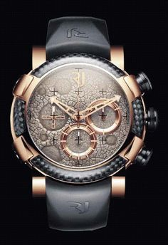 Romain-Jerome Moon Dust Red Mood Chronograph