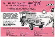 Kaiser Pink Jeep c1959 | Kaiser Willys