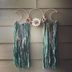 Guard Your Heart Quotes, Nursery Decor, Wall Decor, Wood Flowers, Dream Catcher Boho, Moon Goddess, Sari Silk, Moon Art, Etsy Shop