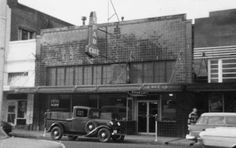 A very old photo of The Spar in Olympia, WA.