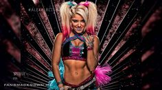"WWE | ""Spiteful"" by CFO$ (Alexa Bliss 1st Theme Song)"