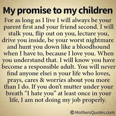 139 Best Quotes For My Children Also For Parents Images