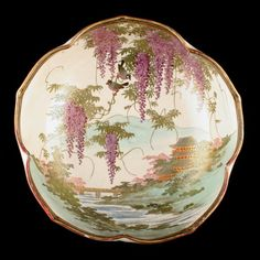 satsuma pottery | ... › Miscellaneous › Sold Archive › Japanese Satsuma Pottery Bowl