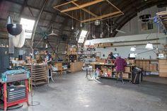 Modern Lighting Design & Friendly Cali Vibes: Brendan Ravenhill Studio — Creative Space Tour