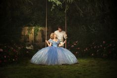 Cinderella and Prince Kit