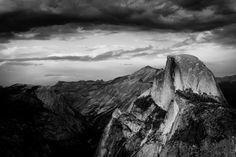 Spotlight-Half Dome, Glacier Point
