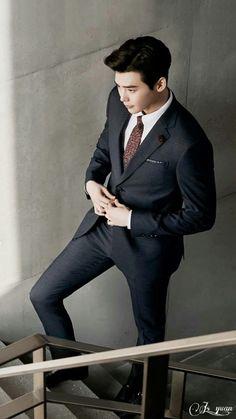 Lee Jong Suk.