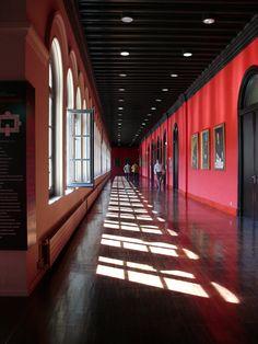 Edificio Paraninfo de la Universidad de Zaragoza. unizar