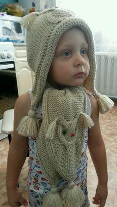 Совиный комплектик - запись пользователя Юлия (solnce_yulya) в сообществе Рукоделие - Babyblog.ru