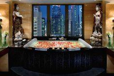 The Oriental Spa, Hong-Kong