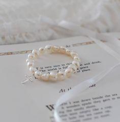 Christening Bracelet from notonthehighstreet.com