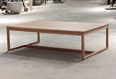 The story behind Relm Furniture's custom made oak coffee table for client Sam. These guys loved the outcome so much, they collaborated on a second table!
