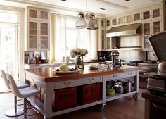 10 Kitchen Ideas From Best Interior Designers Lindajane Keefer Designer Thomas O Brien
