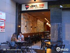 A Akemi - Cone e Sushi House agora pode ser visitada virtualmente através do Business View, o tour virtual do Google, feito pela 3603D. #streetviewtrusted #businessview #googlebusinessview #3603D
