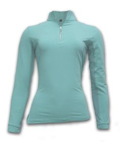 EIS Performance Stand Up Collar Cool Shirt- I have this color and I love it
