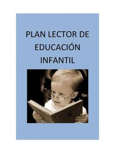 plan lector en educación infantil desde un enfoque constructivista