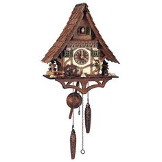 Nice cuckoo clock.