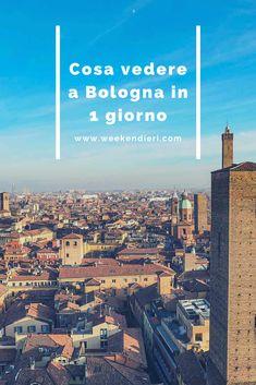 Cosa vedere nella città di Bologna in un giorno? Le torri, la storia, i segreti, il cibo e tanto altro te lo racconto in questo articolo! Scopri la guida di Bologna e lasciati ispirare dalle mie parole.