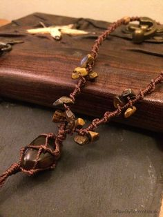 macrame, micromacrame, boho jewelry, macrame necklace, tiara, boho, necklace, elven,gypsy jewelry ,gifts for her,ethnic jewelry ,handmade