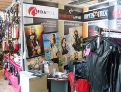 Ledapol's booth at this year German Fetish Fair