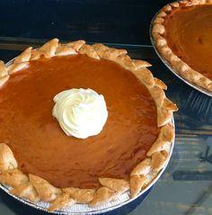 Pumpkin Pie Pastry Shop, Eclairs, Freshly Baked, Pastries, Tart, Bakery, Pie, Pumpkin, Treats