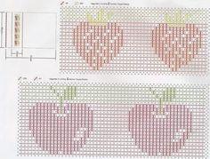 O que você procura? Beaded Cross Stitch, Cross Stitch Patterns, Swedish Weaving, Bargello, Perler Beads, Needlework, Kids Rugs, Embroidery, Crafts