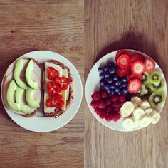 Healthy meal. #thinspiration.