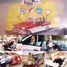 Scoala de soferi Soso Auto Bucuresti - va ofera cursuri de pregatire pentru obtinerea permisului de conducere categoria B Vehicles, Car, Automobile, Autos, Cars, Vehicle, Tools