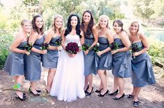 298dc288864 15 Best Plum Bridesmaid dress images
