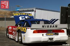 18_Nissan 300ZX Z31 Paul Newman Le Mans, My Dream Car, Dream Cars, Nissan Z Cars, Road Race Car, Nissan 300zx, American Racing, Aftermarket Parts, Japan Cars