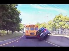 Car Crash Compilation #5 - Dashcam Videos