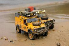 Rc Trucks, Mini Trucks, Miniature Cars, Custom Hot Wheels, Rc Crawler, Wrangler Shirts, Rc Model, Diecast Models, Land Rover Defender