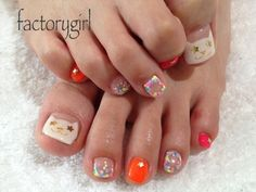 toenails with cats