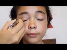 Middle School Makeup Tutorial! - YouTube