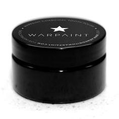 Warpaint Natural Teeth Whitener Ok y'all, this one may seem a little bit out there, but you know me. If it looks interesting I am going to try it. What am I talking about? Warpaint Natural Te…