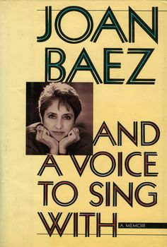 I've love Joan Baez since I was 13, 50 years ago!  It was truly inspiring to learn about the woman behind that incredible voice