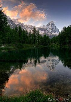 The Rocky Giants tour. Photo by Paolo De Faveri. #Italy #Alps