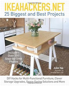 IKEAHACKERS.NET 25 Biggest and Best Projects: DIY Hacks f...