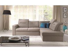 Rohová sedací souprava Figo Couch, Furniture, Design, Home Decor, Settee, Decoration Home, Sofa, Room Decor