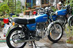 Original Kawasaki KZ200 Picture