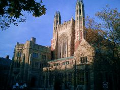 Can i get into yale from Canada?